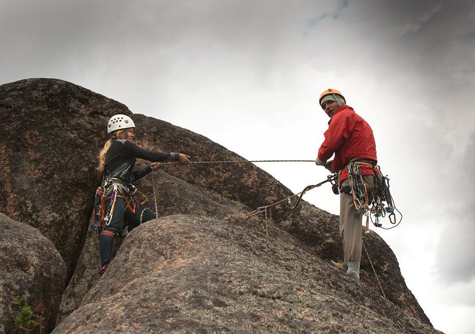 Альпинизм и скалолазание. Альпинизм
