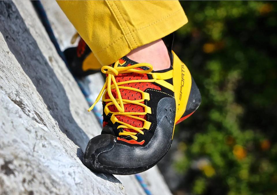 Обувь для скалолазания. Скальные туфли