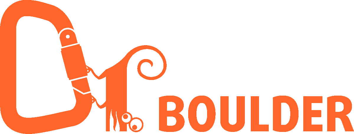 Школа скалолазания в Москве. Doctor Boulder логотип