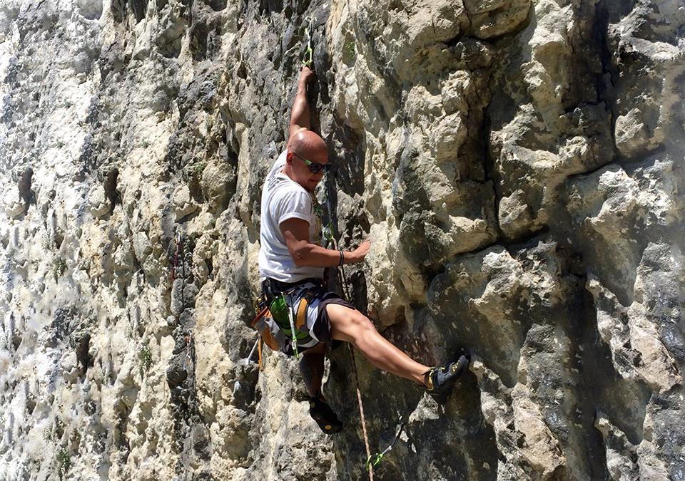 Альпинизм и скалолазание. Скалолазание