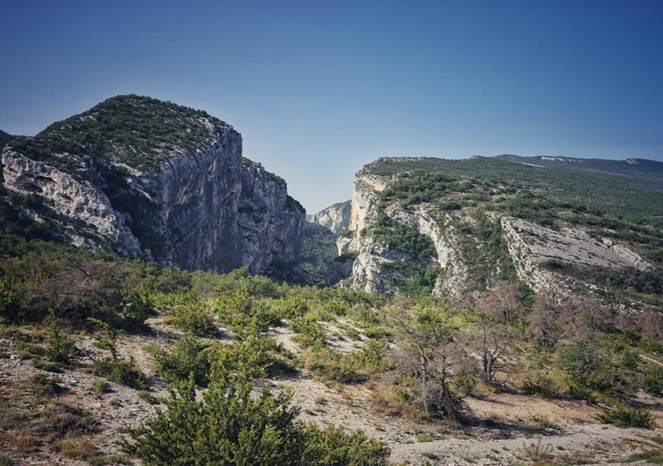Отчет по скалолазным валазкам во Франции