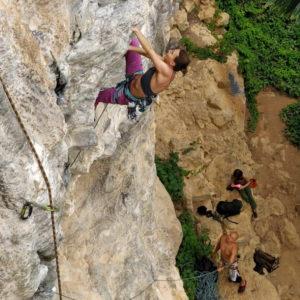 Выезд на скалы в Тайланд